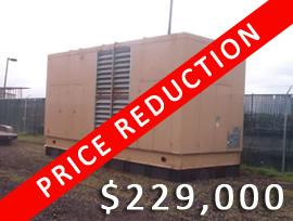 Katolight 1750 kW - $229,000