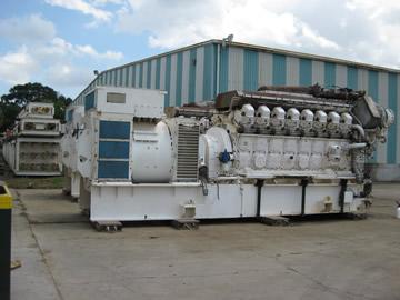 Pielstick 5 MW - $1,250,000