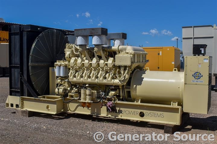 86263 1 used generators diesel generator sets for sale standby