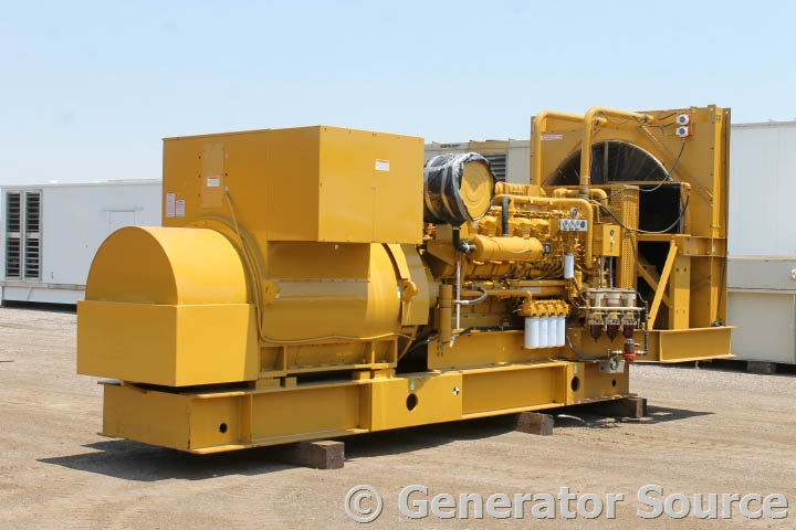 2000 kW Caterpillar Diesel 3516-DITA - Used Generator for Sale