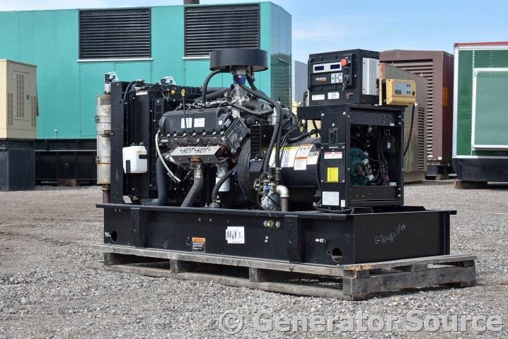 generac  kw natural gas  generator sets