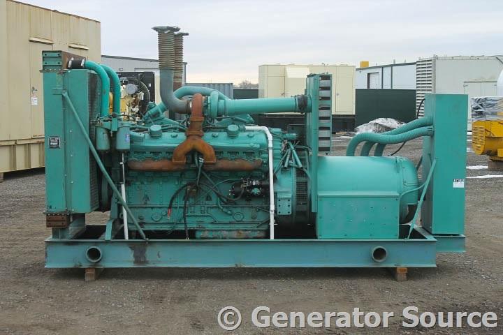 500 kW Detroit Diesel 71637305 - Used Generator for Sale