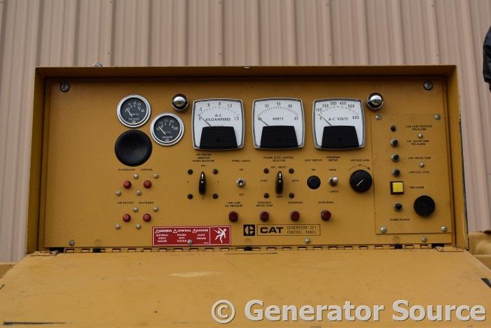 470 kW Caterpillar Diesel 3412- AR# 1W9602 - Used Generator