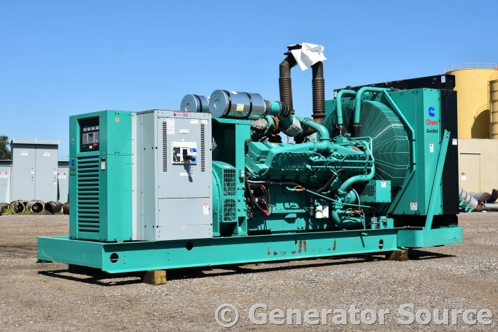 Used Generators - Diesel Generator Sets for Sale - Standby