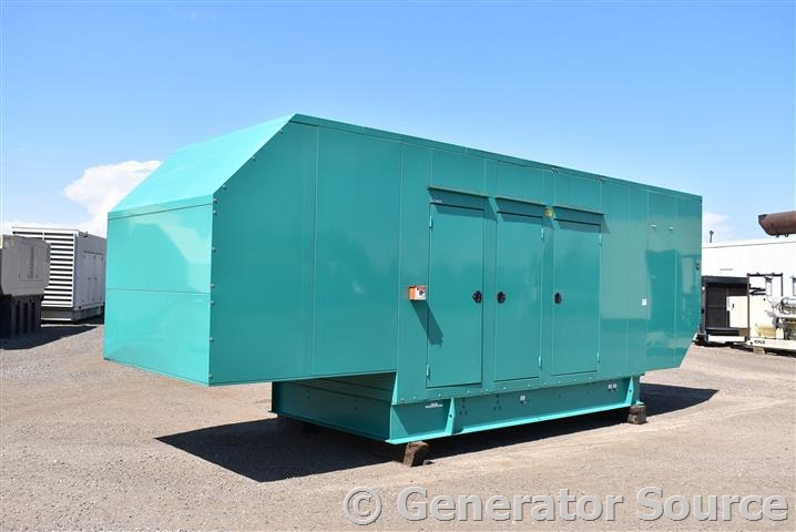 Used Generators - Diesel Generator Sets for Sale - Standby & Continuous