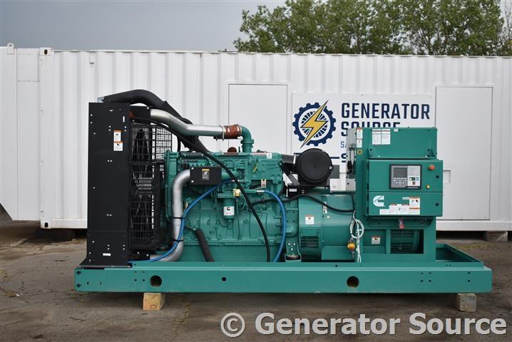 Cummins Diesel Generators - Used Cummins Generator Sets for Sale