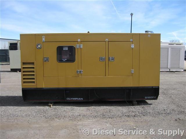 Kohler 60 kW Generator